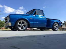 1967 Chevy C10 Stepside With Torq Thrust II's. 1967 Chevy C10 Step Side Short Bed Pick Up Truck Pickup Truck Taken At The Retro Speed Shops 4t Flickr Harry W Lmc Life K20 4x4 Ousci Competitor Chris Smiths Custom Cab Rebuilt A 67 With 405hp Zz6 To Celebrate 100 Years Of Chevrolet Pressroom United States Images 6500 Shop Stepside Torq Thrust Iis Over The Top Customs Racing