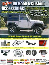 100 Dodge Truck Accessories OffRoad Center Tate Chrysler Jeep