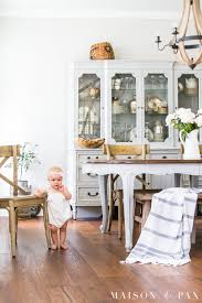 Get Tips For A Simple Dining Room Makeover Frenchcountry Neutrals Diningroom