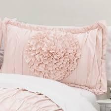 Lush Decor Belle 4 Piece Comforter Set serena comforter pink blush 3 piece set walmart com