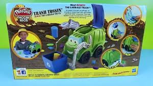 Play-Doh Diggin Rigs Trash Tossin Rowdy The Garbage Truck Tonka ... Toy Trash Truck World Of Garbage Trucks Videos For Children L Unboxing Bruder Rear Loader First Gear Sale Best Resource Pictures Ceramic Tile Amazoncom Bruder Toys Man Side Loading Orange The Top 15 Coolest In 2017 And Which Is For Kids Lovetoknow Matchbox Large Walmartcom Factory Learning Toddlers By Stock Illustrations 2608