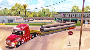 ATS - OVERSIZE LOAD (American Truck Simulator) - YouTube