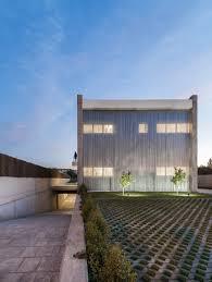 100 Wall Less House Tangent By Ruben Muedra Estudio De Arquitectura More