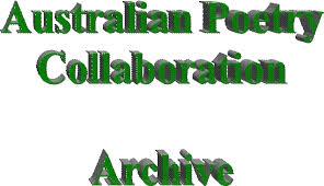 Australian Poetry Collaboration Archive