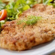 cuisine escalope de dinde recette escalopes de dinde panées à l égyptienne