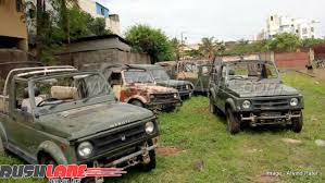 100 Old Army Trucks For Sale Update Maruti Gypsy Used By Indian Stock Sold Price Starts