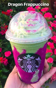 The Dragon Frappuccino Is Unofficial Replacement For Unicorn Image Juliet79193681 Instagram