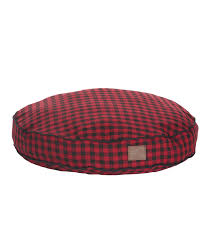 sportsman s round dog bed by woolrich the original outdoor