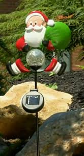 Qvc Christmas Tree With Remote by Amazon Com Qvc M42050 Solar Light Led Christmas Holiday Crackle