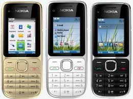 The Nokia C2 01 is a 3G candybar feature phone with Series 40 software platform The phone has traditional keypad a 3 2MP camera 2