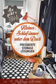 günstige stauraum lösungen für kleine schlafzimmer