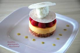 dessert assiette gourmande facile framboise