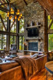 Rustic Lake House Cabin Bedroom Love The View