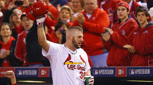 Curtain Call Video Wwe by Nlcs Cardinals Fans At Busch Stadium Go Curtain Call Crazy In