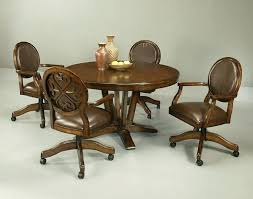 Dining Chair Caster Dining Chairs Casters Contemporary Dining Chair