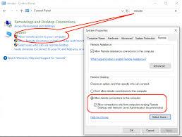 activer bureau a distance activer connexion bureau à distance windows 7 100 images