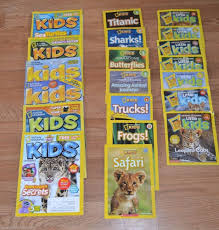 100 Dragon Magazine 354 National Geographic Discovery Kids Lot Of 20 Science