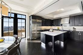 Kitchens With Dark Cabinets And Light Countertops by 35 Luxury Kitchens With Dark Cabinets Design Ideas Designing Idea
