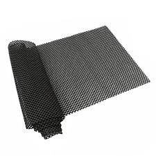 Black Non Slip Mat 120x30cm Roll Multi Purpose Anti Slip