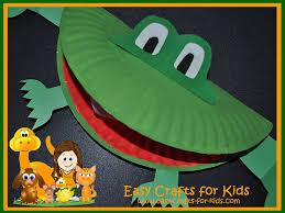Frog Crafts For Kids