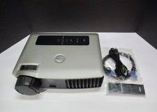 Dell 2400mp Lamp Hours by Dell 5100mp Dlp Projector Ebay