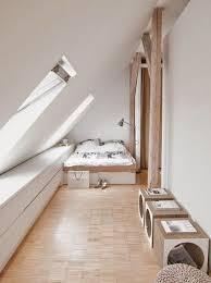dachschrä im schlafzimmer gestalten dachschräge