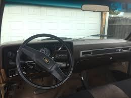 100 81 Chevy Truck BangShiftcom This Grandpa Fresh 19 K20 Scottsdale Is