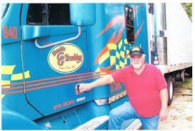Songwriter Larry Morris Drives Big Trucks To Nashville Otr Driver Ukransoochico Big G Express Big_g_express Twitter Grider Trucking Tamiya 114 Grand Hauler Semi Tractor Truck Kit Towerhobbiescom Wabash Duraplate V10 Reworked Mod American Simulator Mod A Trucker Asleep In The Cab Selfdriving Trucks Could Make That Big Iron Towing Inc Poplar Camp Salo Finland May 29 Image Photo Free Trial Bigstock Double Llc Posts Facebook Inc Shelbyville Tn Rays Photos Kelsey Trail Merges With Freight Systems Business Wire