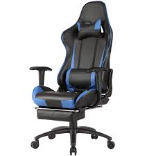 Kenwell Rocker Blue Office Gaming Chair Racing Seats Computer Chair ... Dxracer Blackbest Gaming Chairsbucket Seat Office Chair Best Gaming Chair Ergonomics Comfort Durability Game Gavel Review Nitro Concepts S300 Gamecrate Cheap Extreme Rocker Find Bn Racing Computer High Back Office Realspace Magellan Fniture Ergonomic Fold Up Amazoncom Formula Series Dohfd99nr Newedge Edition Xdream Sound Accsories Menkind Ak Deals On 5 Most Comfortable Chairs For Pc Gamers X Really Cool Bonded Leather Accent