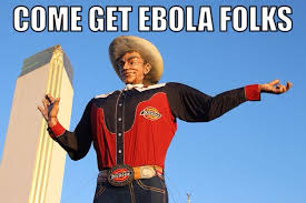 Big Tex Welcomes You