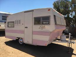 Exterior Remodel Fireball Meteor Before Vintage Trailer Diy Rhcom Ideas Tentom Travel Mobile Home