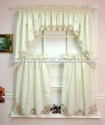 modele rideau de cuisine rideaux de cuisine de luxe de mode style semipanne rideaux