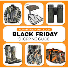 The #1 List Of Black Friday 2019 Hunting Sales- Camo & Gear ...