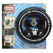 little tikes tire twister lights target