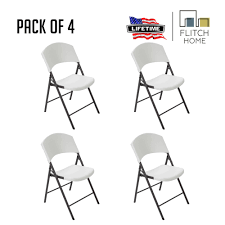 Lifetime Folding Chair Pack Of 4 - White 8 Folding Table And Chairs Brusjesblog Lifetime White Granite Shopsm Chair 80747 Classic Card Tables Tablecloth Black 42804 Commercial Grade 6foot Plastic Traing Seat Metal Frame Outdoor Safe Set Of 4 80155 Loop Leg Lawn Pack Anders Mandaue Foam Lancaster Seating 72 Round Heavy Duty