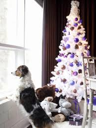 Best Artificial Christmas Trees Unlit by Colorful Christmas Trees Hgtv