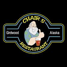 Chair 5 Restaurant Girdwood Alaska by Mwbailey Portfolio
