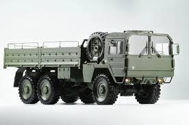 100 Rc Military Trucks Cross RC Mc6 Truck Kit 110 Scale 6X4 Cross RC MC6C