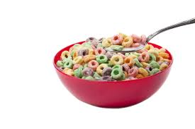 Going For Whole Grains The Lyons039 Share Wellness View Larger This Bowl Of Froot Loops