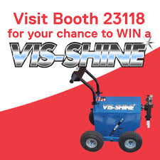 Win A FREE VIS-Shine At GATS | Vehicle Inspection Systems