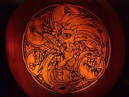 Rainbow Dash Pumpkin Stencil by Equestria Daily Mlp Stuff Pony Pumpkin Carving Event 2017