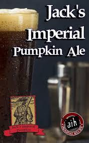 Imperial Pumpkin Ale by Imperial Pumpkin Ale Recipe Kit