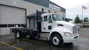 100 Custom Work Trucks Flat Decks TriVan Truck Body