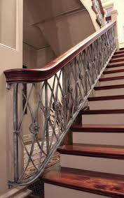 823 Best Staircases Images On Pinterest   Stairs, Banisters And ... Wrought Iron Stair Railings Interior Lomonacos Iron Concepts Remodelaholic Brand New Stair Banister Home Remodel Cost Of Cool Banisters And Model Staircase Wonderful Photos Concept Caan Ct Brooks And Falotico Associates Fairfield County Railings Railing Stairs Kitchen Design Baby Gate For Without Wall Gear Gallery Best 25 Banister Ideas On Pinterest Railing Renovation Using Existing Newel Blog Designed Ideas 67 With Additional Interior