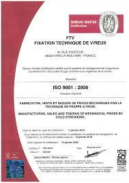 bureau veritas fr quality certification ftv