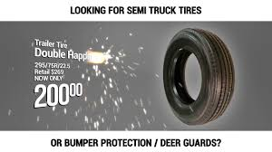 Semi Truck Tires & Grille Guard Protection - YouTube Semi Truck Tires For Sale In Charleston Sc Awesome New 2018 Dodge Mtaing Stock Photo Welcomia 173996234 Services World Twi Questions About Commercial Answered At Bestteandrvrepaircom Bfgoodrich Launches Smartwayverified Drive Tire News Used For Chinese Whosale Cheap Heavy Duty Radial 11r245 11r Closeup Damaged 18 Wheeler Edit Now Retread Laredo Tx Tractor Trailer Tire Service Jc China 180kmiles Timax Super Single Fenders Minimizer Rc4wd Roady 17 114 Rc4zt0032 Rock Crawlers