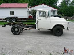 100 1957 International Truck INTERNATIONAL HARVESTER A120 34TON 4x4 TRUCK