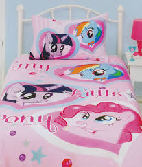 my little pony quilt cover set my little pony bedding kids