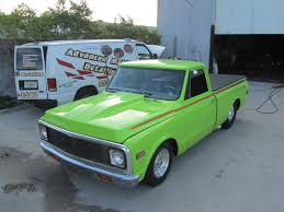 100 Pro Street Truck Chevy By Advanced Detailing Of South Florida