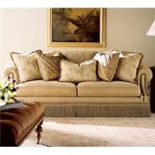 Henredon Bedroom Set by Henredon Henredon Upholstery Greta Traditional Exposed Wood Chair